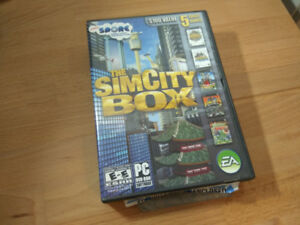 The Simcity Box (DVD-ROM)