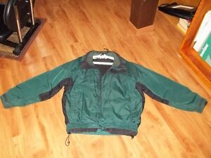 "Men's Columbia ""Bomber Style"" Winter Jacket."