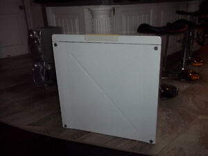 Dryer base 27x27 inches White in colour Kitchener / Waterloo Kitchener Area image 1