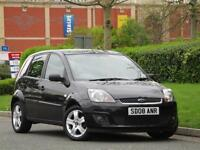 Ford Fiesta 1.25 2008 Zetec Climate 5 Door...1 OWNER + JUST SERVICED +