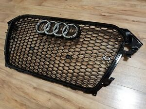 -NEW- Audi RS3 8V grill for A3 and S3 2012+ Downtown-West End Greater Vancouver Area image 2