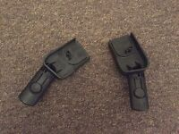 QUINNY BUZZ ADAPTERS Dreami Carrycot Maxi Cosi Cabriofix Pebble Car Seat adapters