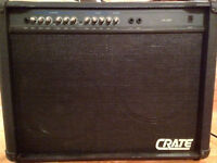 Crate 2x12 Combo Amp for Electric Guitar