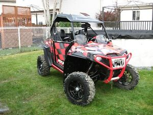 rzr 800 long travel