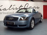 Audi TT Roadster 1 Owner [FULLY DOCUMENTED AUDI SERVICE HISTORY / STUNNING EXAMPLE / GREAT SPEC]