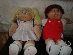 ORIGINAL CABBAGE PATCH DOLL GIRL PERFECT CONDITION, ORIGINAL CL
