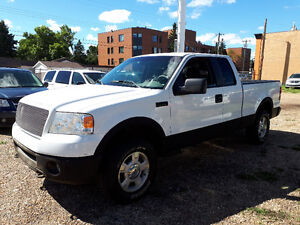 2007 Ford F-150 XLT-Ext Cab-New Tires-Clean CarProof-One Owner