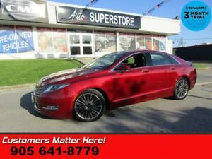 2014 Lincoln MKZ Base  AWD (NEW TIRES) ADAP-CC SELF-PARK LD BS