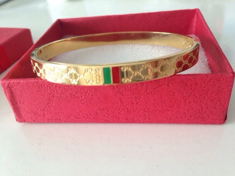 Gucci Bangle Bracelet Not Versace Mk Chanel Pandora Polo