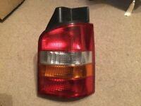 VW T5 rear light