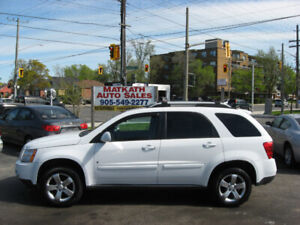 **2006 Pontiac Torrent SUV** Front Wdrive, Cert & E-tested