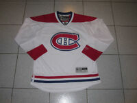 Authentic REEBOK Montreal Canadiens NHL Hockey Jersey!