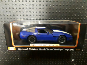Maisto Chevrolet Corvette Grand Sport 1:18 Die Cast Model