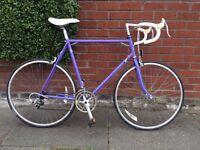 Retro Raleigh 501. Vintage Road Bike. Eroica suitable.