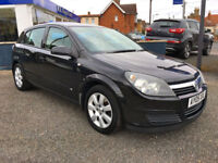 Vauxhall Astra 1.6i 16v 2005MY Breeze BLACK SPARES OR REPAIR