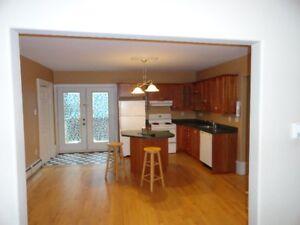 Beautiful Schimdtville 2 level, 4 bedroom, 2 bath flat in SE HFX