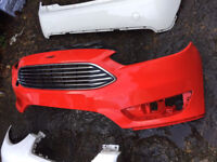 2016 Ford Focus front bumper genuine choice of colour