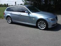 BMW 318 2.0TD 2009MY d SE Touring