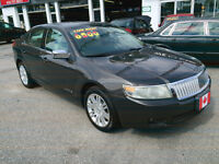 2006 Lincoln Zephyr TOURING SEDAN...LOW KMS...MINT COND. City of Toronto Toronto (GTA) Preview