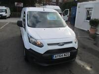 2014 64 FORD TRANSIT CONNECT 1.6 220, 5 SEATER CREW VAN, NEW SHAPE, SWB, ONLY 36