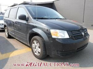 2010 DODGE GRAND CARAVAN SE WAGON SE