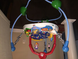 Fisher Price laugh and learn jumper for sale