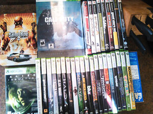 XBOX 360 (&PS2) Games for sale - Titles & Prices in description