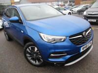 2018 Vauxhall Grandland x X 1.2 Sport Nav 289289pcp0% 5 door