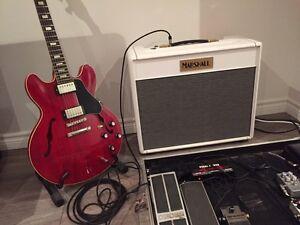 Gibson es-335 reissu 63