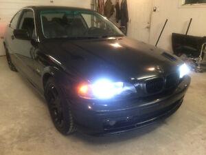 2002 BMW 3-Series 325ci Coupe (2 door)