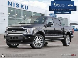2019 Ford F-150 Limited   - Leather Seats