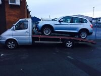 Milton Keynes, Bletchley, Buckingham, Bedford, Northamponton, Sandy car recovery and delivery