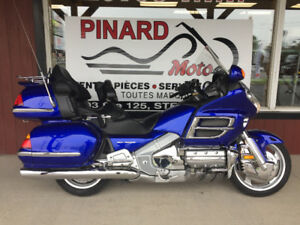 MOTO HONDA GOLDWING GL1800 2005
