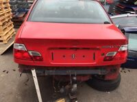 Bmw e46 coupe rear tail lights