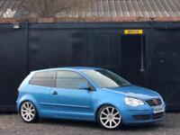 2008 VOLKWAGEN POLO 1.2L + TASTEFULLY MODIFIED + LOWERED + ALLOYS +