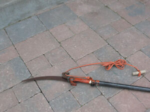 Extendable Tree Pruner  and Saw