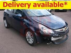 2014 Vauxhall Corsa 1.2 SE DAMAGED REPAIRABLE SALVAGE