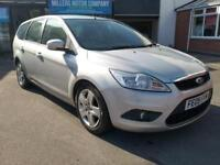 2009 Ford Focus 1.6 Style | Petrol | Manual | Estate | Silver