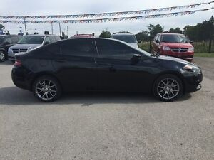2014 DODGE DART SXT * BLUETOOTH * PREMIUM CLOTH SEATING * LOW KM London Ontario image 7