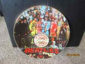 The Beatles~Sgt. Pepper~The 25th Anniversary~Collector's Plate