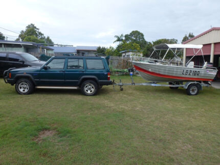 1997 Jeep Cherokee Wagon Burrum Heads Fraser Coast Preview