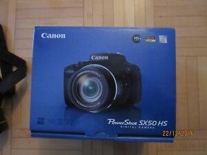 caméra Canon SX50