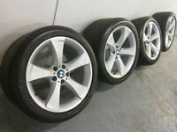 "BMW X6 / X5 / 20"" ALLOYS X 4 WITH TYRES"