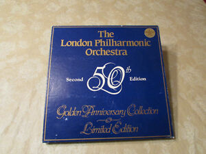 London Philharmonic Orchestra - Golden Anniversary Collection Gatineau Ottawa / Gatineau Area image 1