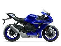 YAMAHA YZF-R1 2021 MODEL, 21 REG 0 MILES, 1000cc SUPER SPORTS BIKE...