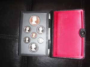 Coins - Two Double Dollar Proof Sets 1981 &1985