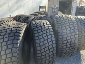 Radial Winter Loader Tires 20.5R25 and 23.5R25 Priced to go!