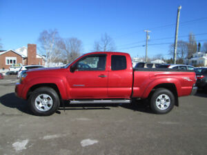 2010 TOYOTA TACOMA TRD OFF ROAD 4X4 TRADE WELCOME