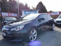 Vauxhall/Opel Astra GTC 1.4i 16v Turbo ( 140ps ) ( s/s ) 2012MY Sport