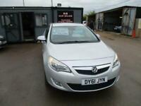 2011 Vauxhall Astra 2.0 CDTi 16V SE 5dr Auto HATCHBACK Diesel Automatic